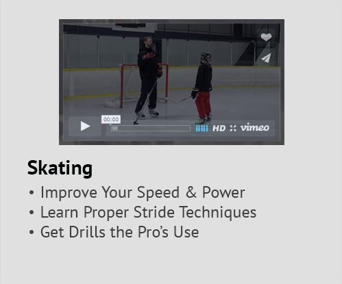 Skating training