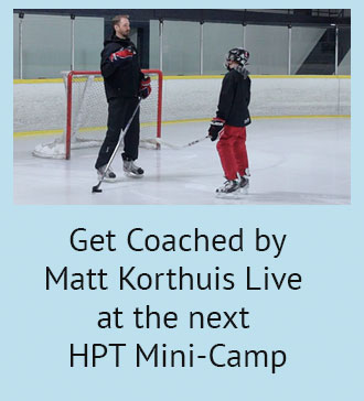 Get Coached by Matt Korthuis Live at the next HPT Mini-Camp