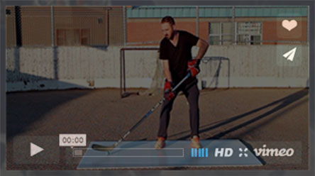Master the proper techniques to improve your stickhandling, skating, scoring and more!